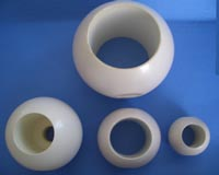 ceramic ball Valve O Type Ceramic Ball Valve