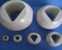 ceramic ball Valve V Type Ceramic Ball Valve