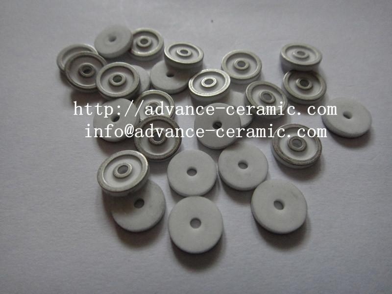 Metalized ceramics1 Metalized ceramics